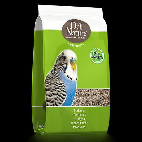 Deli Nature Premium Muhabbet Kuşu Yemi 1 KG