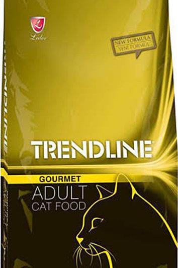 """Trendline Yetişkin Kediler için Gurme """"BALIKLI"""" Mama !"""