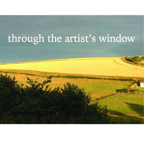 Through the artist's window