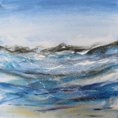 Wild Winter Sea SOLD