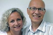 Maryann og Egon Davidsen