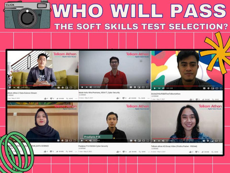 HAH?! Kamu lolos soft skill test? Uda pengumuman atau belum sih?