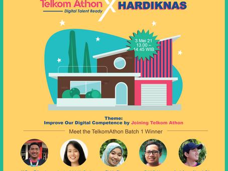 Open House Telkom Athon #2! WOW....