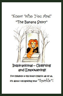 Children's Book - Overcome the feelings of being bullied | Know Who You Are - The Banana Story | Counselor of the Heart