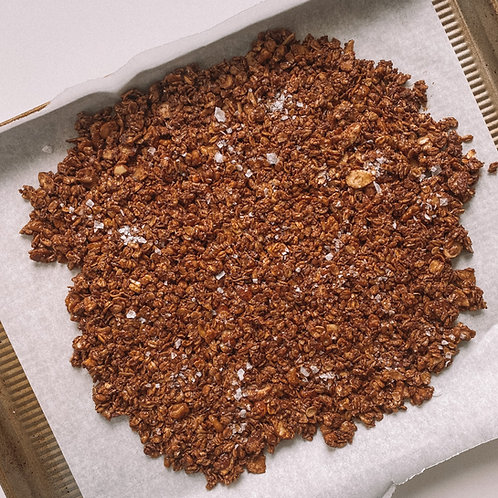 Adaptogenic Coco Granola