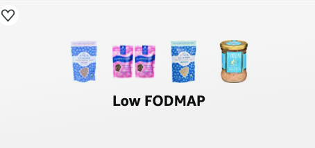 Low FODMAP Brands, Products, Meal Inspo & Common High FODMAP Triggers