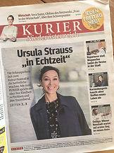 Veröffentlichungen, Ursula Strauss