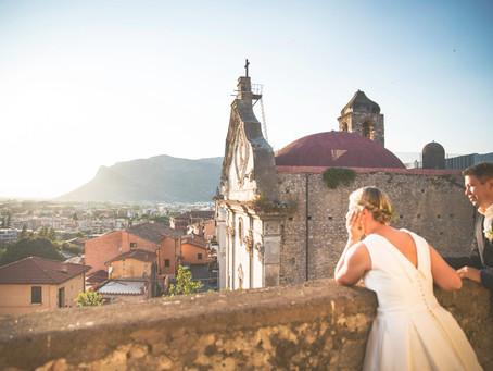 WEDDING IN THE STUNNING PROVINCE OF LATINA, TERRACINA HOCHZEIT AM MEER