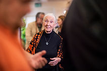 Jane Goodall, Portrait Photography
