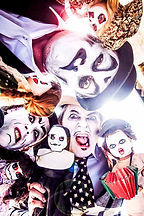 Bandfotoshooting, Commercial, The Tiger Lillies