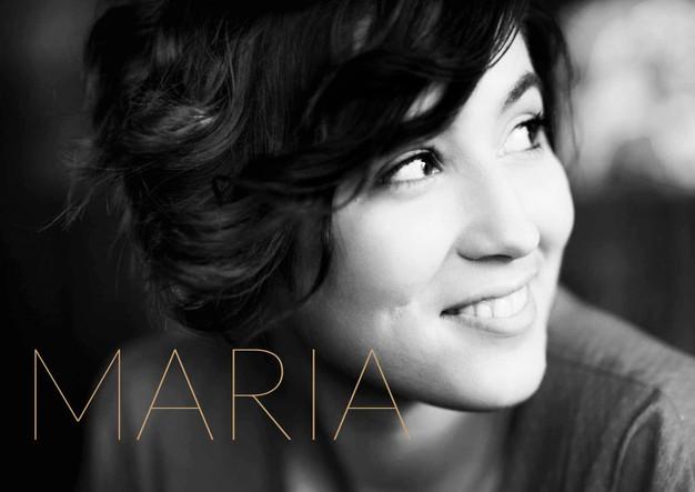 MARIA BURGER