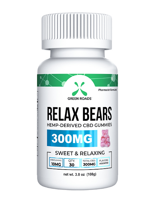 Green Roads CBD Relax Bears