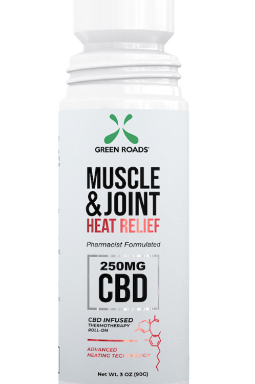 Green Roads CBD Muscle & Joint Relief Cream