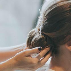Hair by Lauren Ruester
