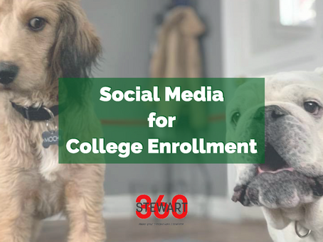 Your College Admissions Department Needs Dedicated Social Media Accounts