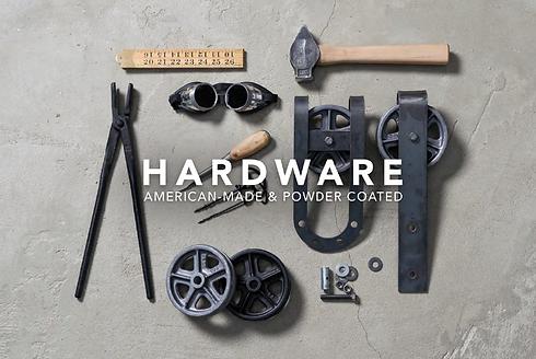 Rocky Mountain Barn Doors | Hardware Collection | Denver