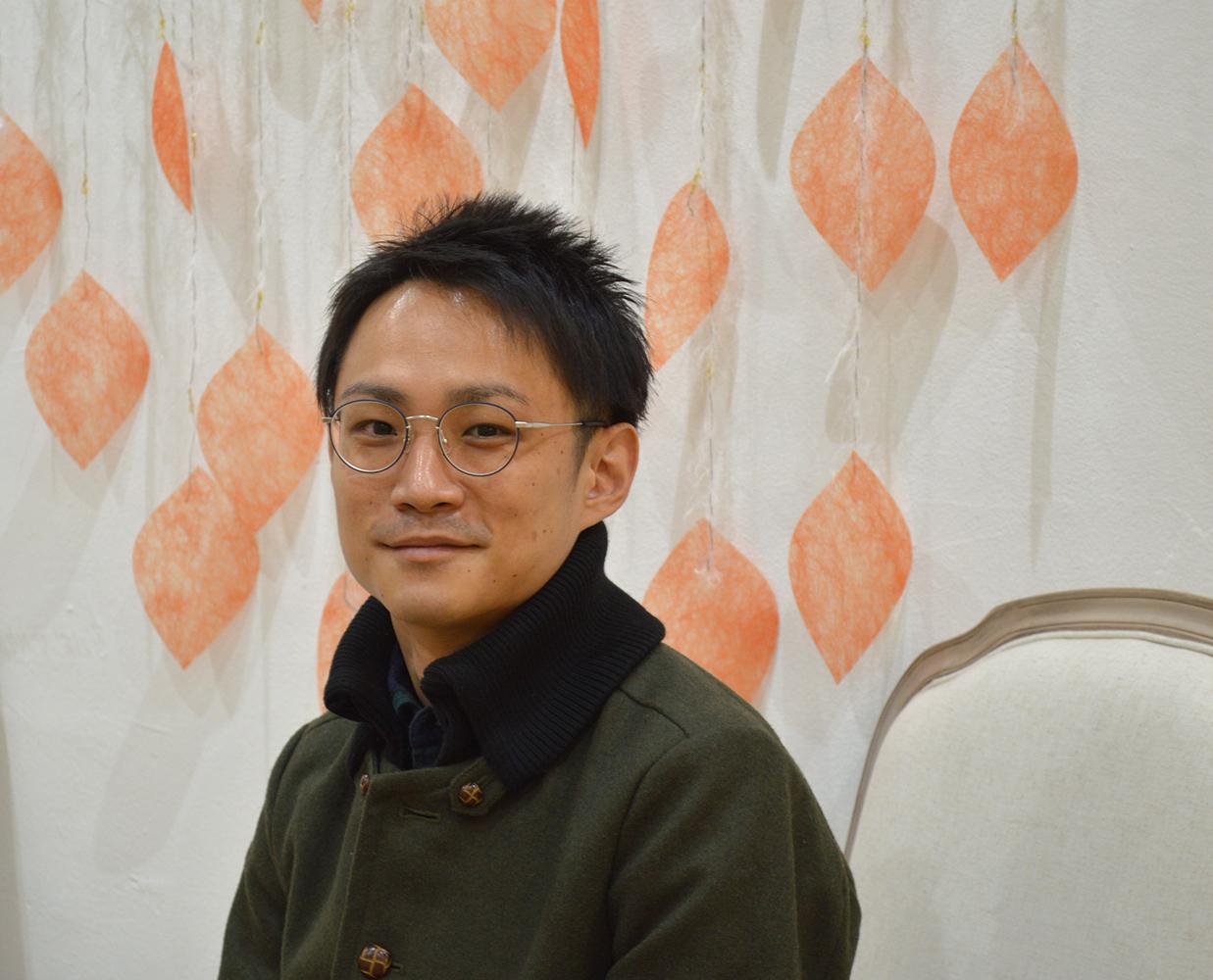 wearing with KIO YAMATO