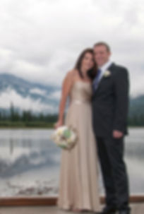 Located in Banff, AB, Rocky Mountain Elopements is here to help couples easily navigate the world of eloping, or smaller weddings in the Canadian Rockies!