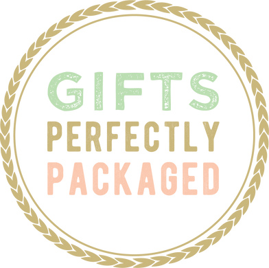 GIFTS PERFECTLY PACKAGE logo 300 O