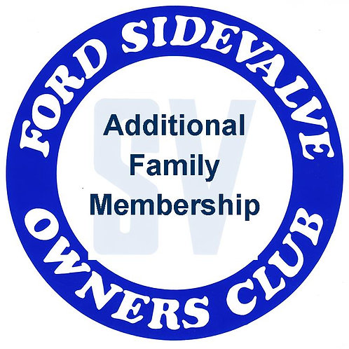 M-Additional Family Membership Renewal/Application