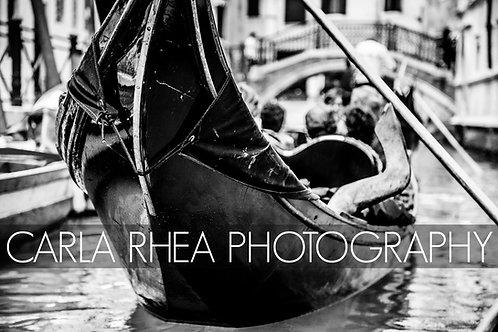 Venetian Gondola 11x14