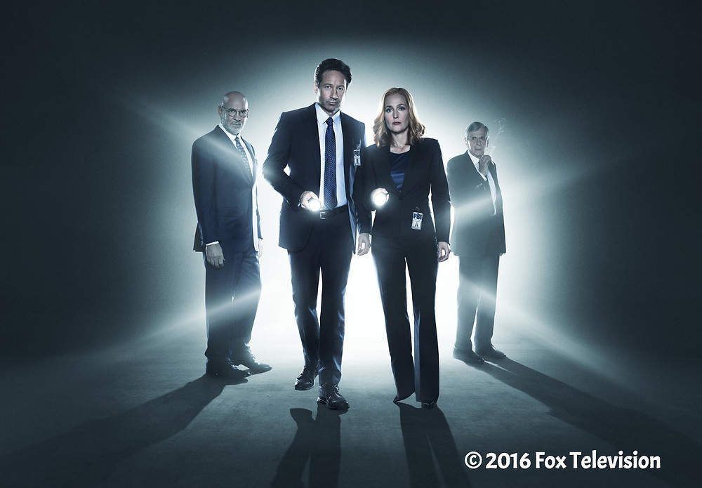The X-Files and The Psychology of Religion - periecho.com
