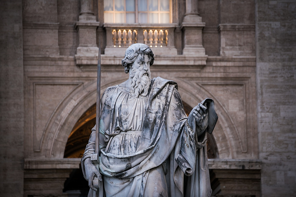 From Heresy Hunter to Heretic: A Modern Tale of an Ancient Apostle - periecho.com