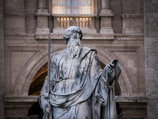 From Heresy Hunter to Heretic: A Modern Tale of an Ancient Apostle