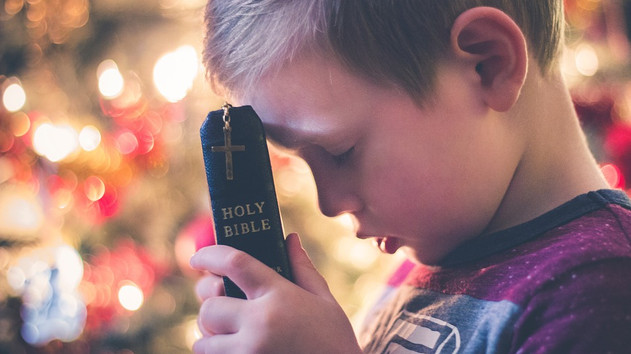 Effing with the Ineffable: Why we shouldn't teach the Bible to our Children