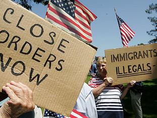 Jesus Politics - Immigration
