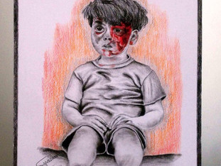 For Omran (The Syrian Human Crisis continues)
