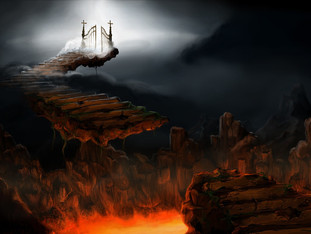 The Rapture, Hell and Salvation: How our Doctrines Can Breed Fear, Suspicion and Judgment