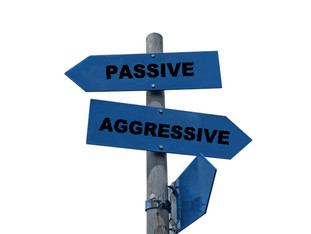 Passive, Aggressive and the Third Way