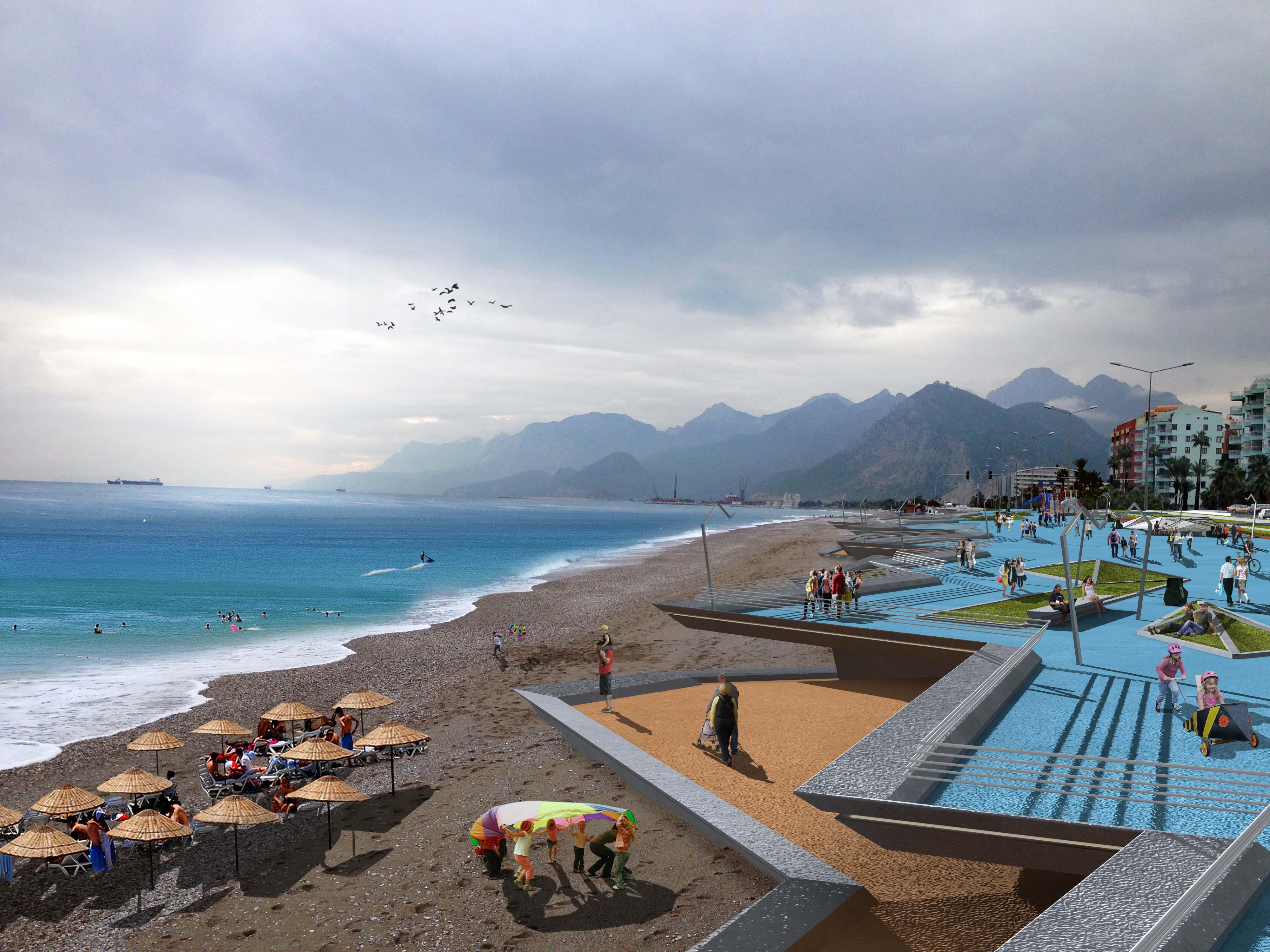 Konyaaltı Plajı