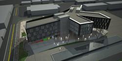 Uşak Belediye Binası