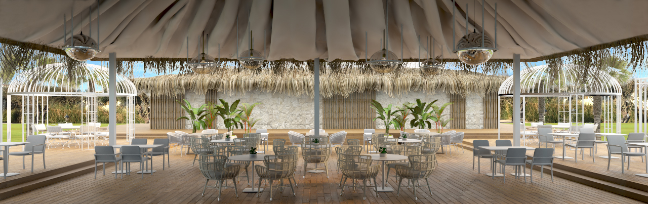 White Lounge Beach Bar