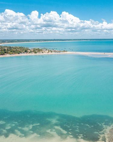 Praia de Coroa Vermelha Santa Cruz Cabrália