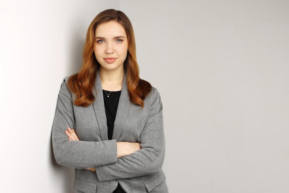 Women Business Portrait