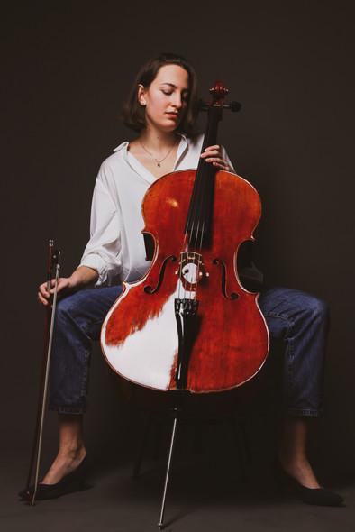 Künstlerportrait von Musikerin Barbara