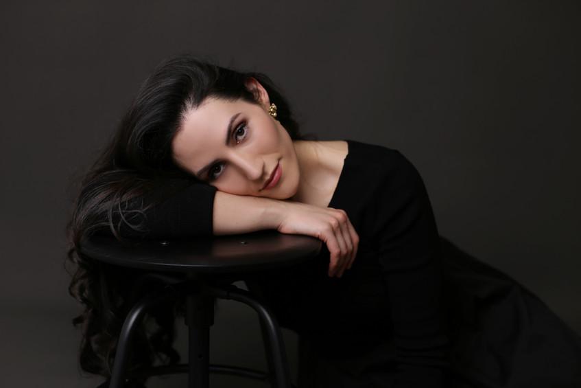 Künstlerportrait von Opernsängerin Anna Katharina