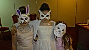 corporate face painter, wedding kids entertainer