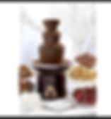 Chocolate fountain Jnr VIP