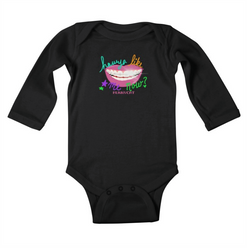 MUNNYCAT - 'Howya Like Me Now?' Onesie.p