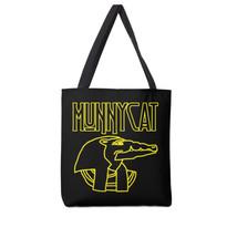MUNNYCAT Official Merch Sobek Logo Bag Black