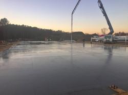 Seacoast Supply 12k sq ft warehouse, slab on grade, turn down foundations 2