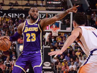 La prospettiva dei Suns sul Play-In tra LeBron e Steph