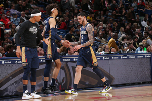 lonzo ball new orleans pelicans nba around the game