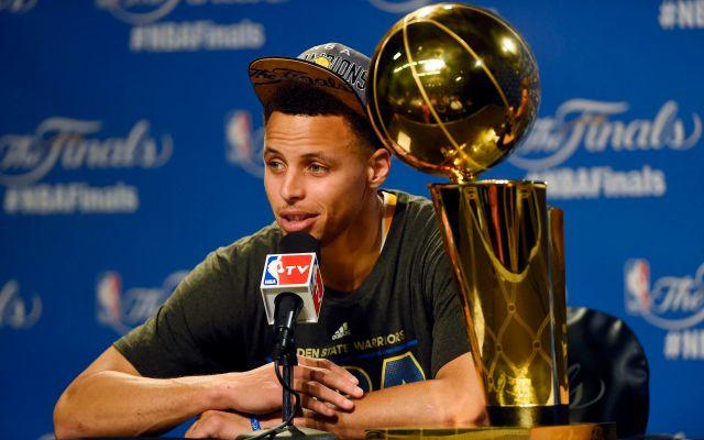 steph curry golden state warrirors nba around the game