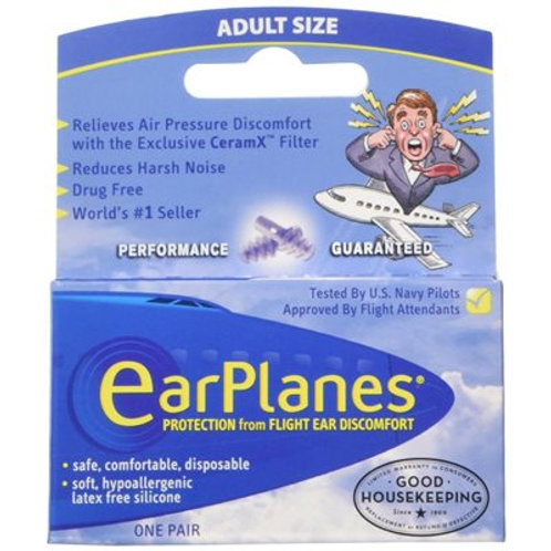 Ear Planes (1 Pair)