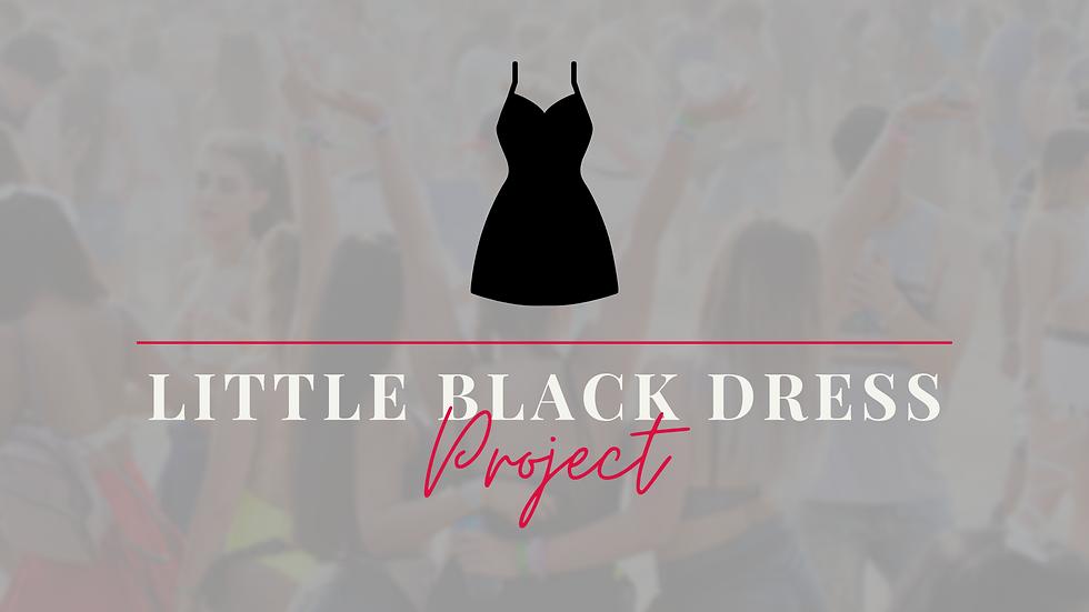 Little Black Dress Project - Spring